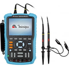 Osciloscópio Digital Portátil 100MHz / M-SCOPE 100 MINIPA