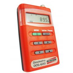 Dosímetro de Ruído Instrutherm DOS-600 com Certifícado de Calibração Rastreado RBC