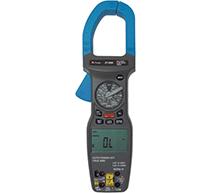 Megôhmetro/Alicate Amperímetro CAT III Função INRUSH Filtro de Alta Frequência HFR ET-3890 MINIPA