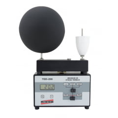 Medidor de Stress Térmico Digital TGD-200 Instrutherm com Certificado Rastreado à RBC
