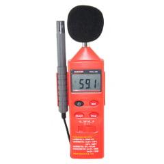 Termo-Higro-Decibelímetro-Luxímetro THDL-400 Instrutherm
