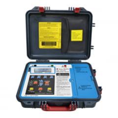 Megômetro 15kV CAT IV 600V / Interface USB - Tensão de teste ajustável MI-2715 MINIPA