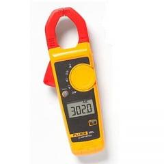 Alicate Amperímetro 400 A AC, 600 V FLUKE-302+ com Laudo de Calibração Rastreado à RBC