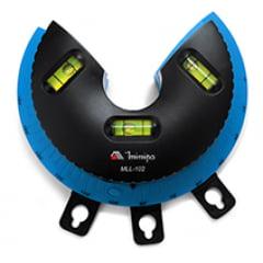 Medidor de ângulos à Laser MLL 102 MINIPA