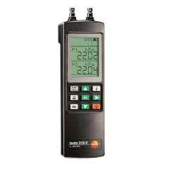 TESTO 312-2 Medidor de pressão para instaladores de gás e água