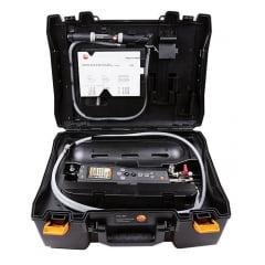 TESTO 324 Kit água e gás - instrumento de medição de pressão e vazamento