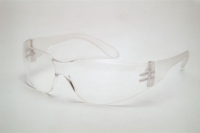 Óculos de proteção incolor antirrisco e contra impacto Leopardo - Kalipso 17d854bffe