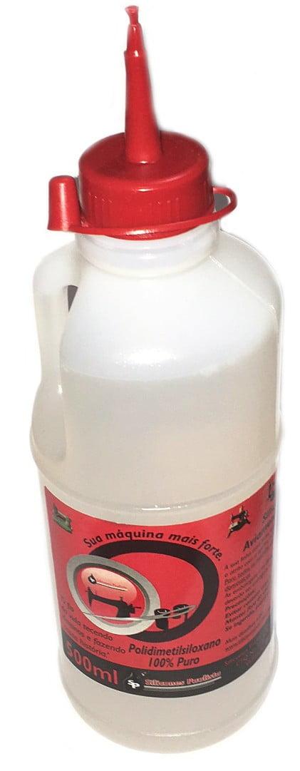Silicone para lubrificação de máquinas/linhas (500ml)