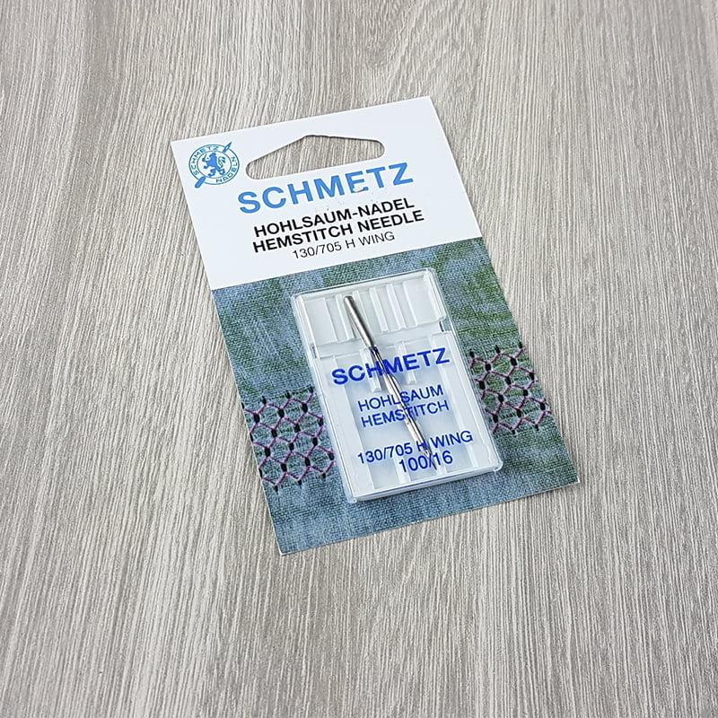 Agulha Schmetz - Ponto Ajour (100/16)