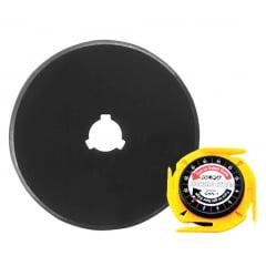 Lâmina 60mm Black OLFA - CHB-1 - (p/ cortador Chenille)