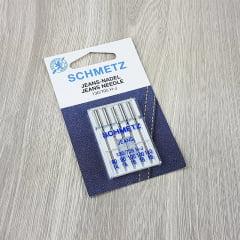 Agulha Schmetz - Jeans (Vários tamanhos)