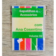 DVD Ana Cosentino (Sapatilhas Vol.2)