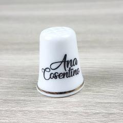 2º Dedal de Porcelana - Método Ana Cosentino