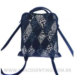Projeto Bolsa/Mochila Preta (042)