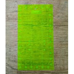 """Régua Polegadas (6.5""""x12"""") - Westpress (Verde)"""