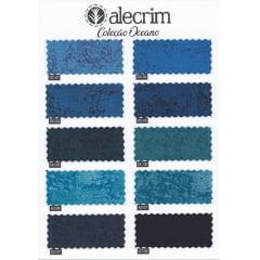 Coleção Oceano - Tecido Alecrim OC-07