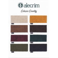 Coleção Country - Tecido Alecrim CT-08