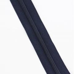 Zíper Metro 4,5mm - Azul Marinho