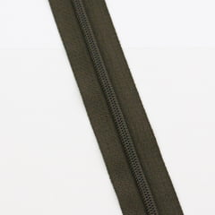 Zíper Metro 4,5mm - Verde Musgo