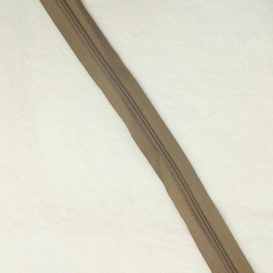 Zíper Metro 4,5mm - Marrom Acobreado