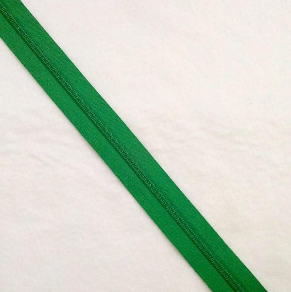 Zíper Metro 4,5mm - Verde