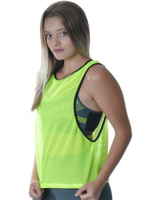 Camiseta Tela Fitness verde Red Sports Dry Fit - Cópia (1)