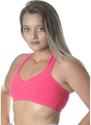 Top Fitness rosa  Red Sports