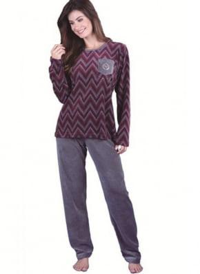 Pijama  Monthal Multicolorido