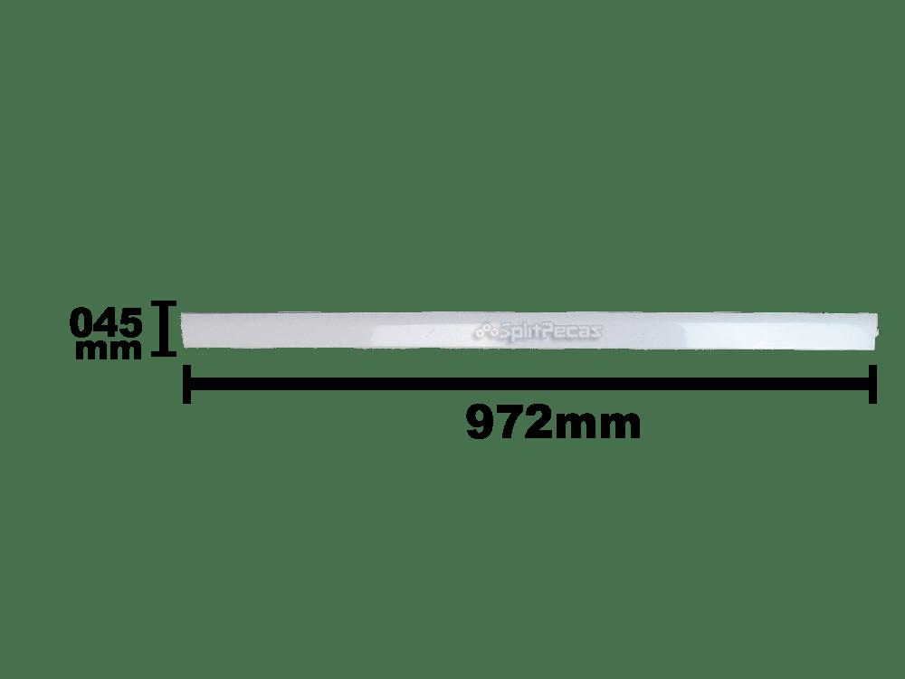 Aleta para Ar Condicionado Split 045X972