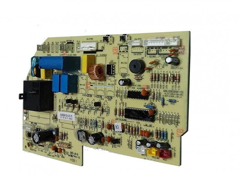 Placa da  Evap Split York Atlas para modelo Fria e Quente Fria GAL0411GK GAL0902G