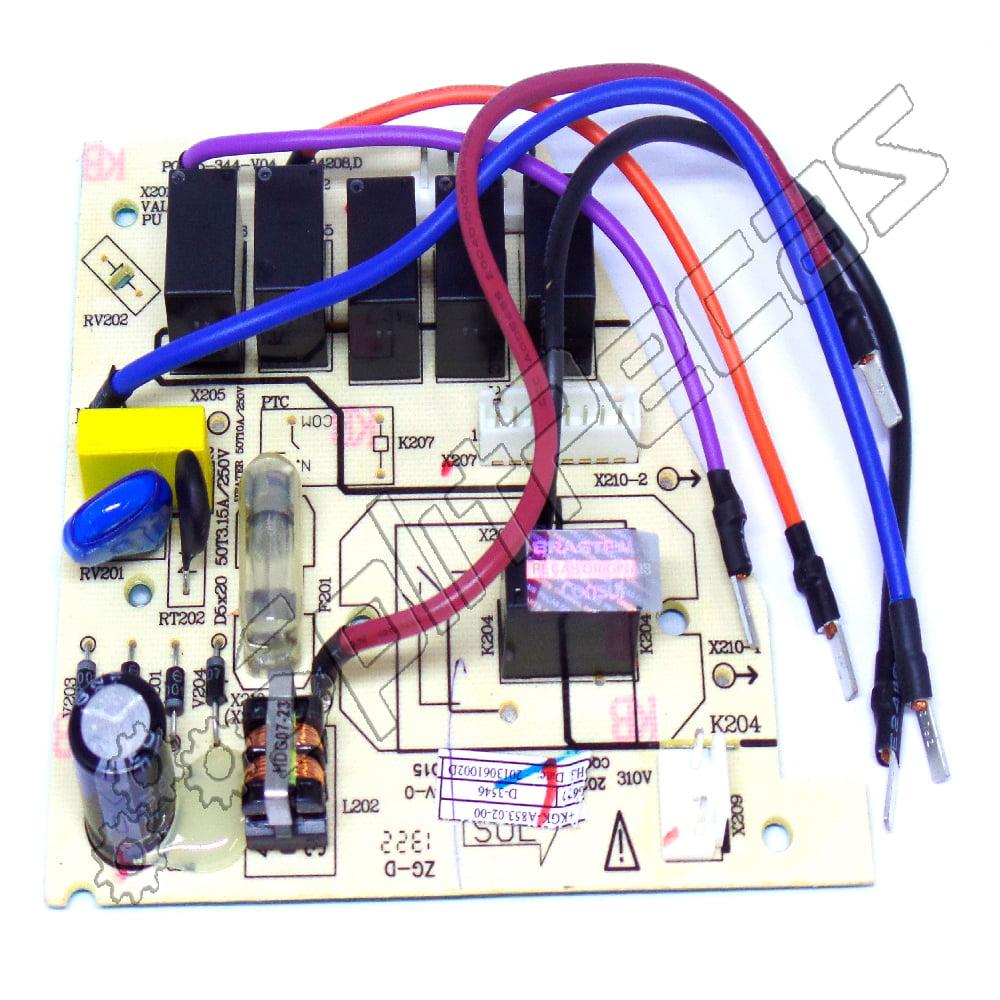 Placa Principal Evaporadora Split Consul 22.000 Btus W10324333