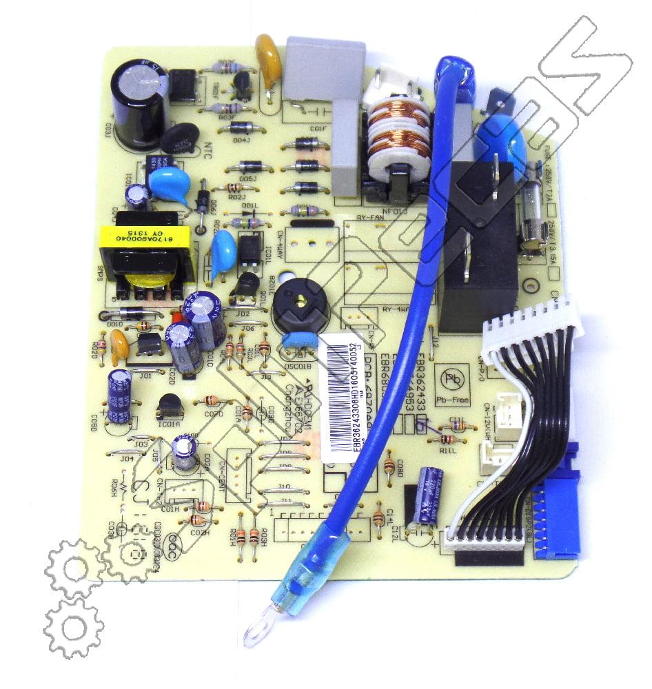 Placa Evaporadora Ar Cond LG 18.000 Btus EBR36243306