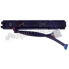 Display da Evaporadora Split LG 18.000 e 24.000 Btus 6871A30044H