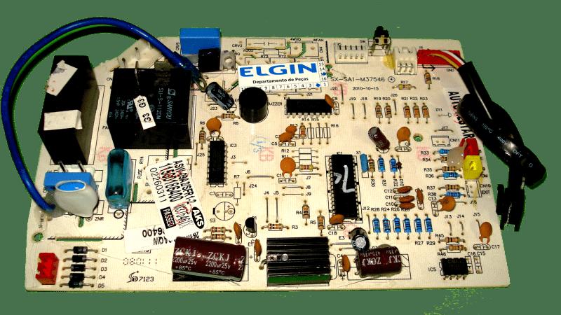 Placa Evaporadora Elgin SUFI 9.000  93186