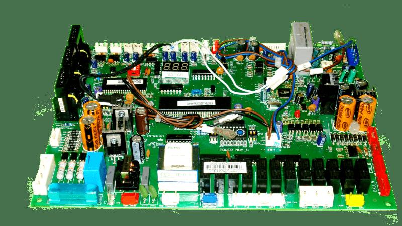 Placa Eletrônica  Principal da Condensadora Midea Inverter  201395190014