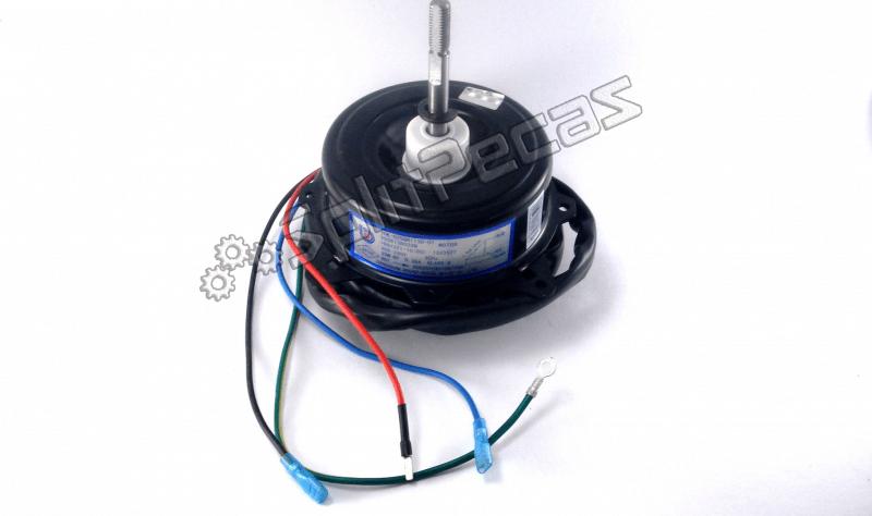 Motor Ventilador da Condensadorado Ar Cond Split Brastemp e Consul 7.000,9.000 e 12.000 Btus  W10275385