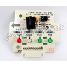 Placa eletronica do display frio e quente frio  2013330A0003