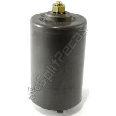 Capacitor de Partida do Compressor  e do Motor Ventilador 30+5 MF +10%  440V.AC 50/60 Hz SH ( 3 Pólos )