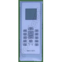 Controle Remoto Ar Condicionado Electrolux  550A2103