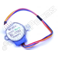 Motor Swing Ar Condicionado Split Hi Wall Carrier Midea  7.000 a 18.000 Btus 202400200027  830210085