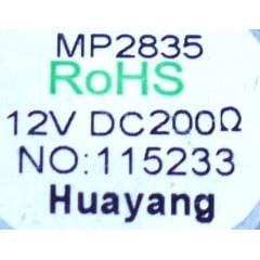 Motor Swing Ar Condicionado Split Hi Wall Springer Carrier Midea  18.000 a 30.000 Btus  202400200004  830208105