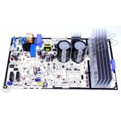 Placa da Condensadora LG Inverter 12.000 Btus  EBR77159608 ASUW122BRG2