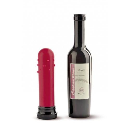 Vibrador Luxuoso Disfarçao de Vinho  Chateau Blanc X-Tassie