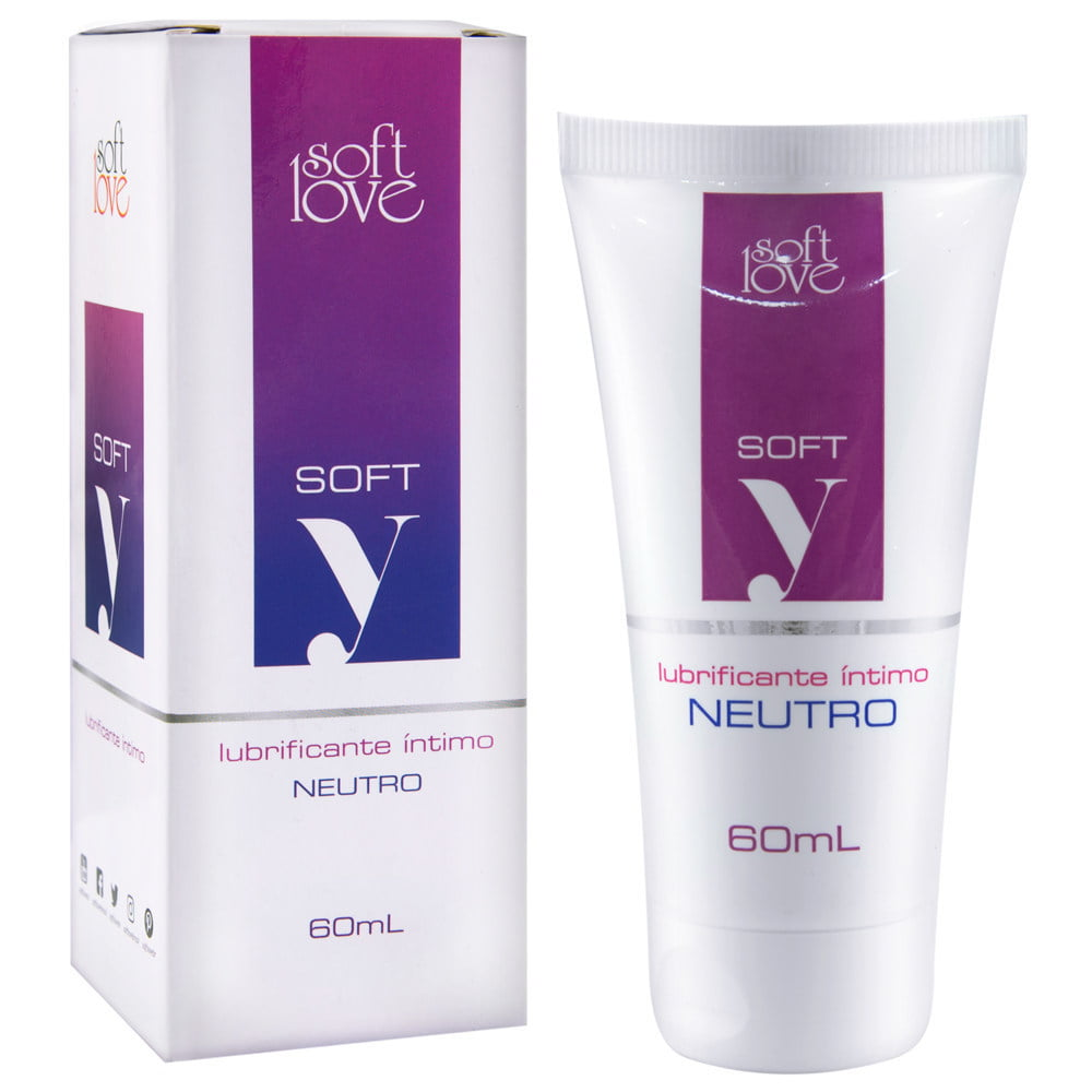 SOFT Y LUBRIFICANTE ÍNTIMO 60ML SOFT LOVE