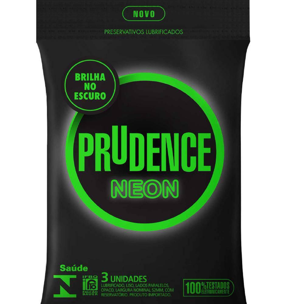 Preservativo Prudence NEON