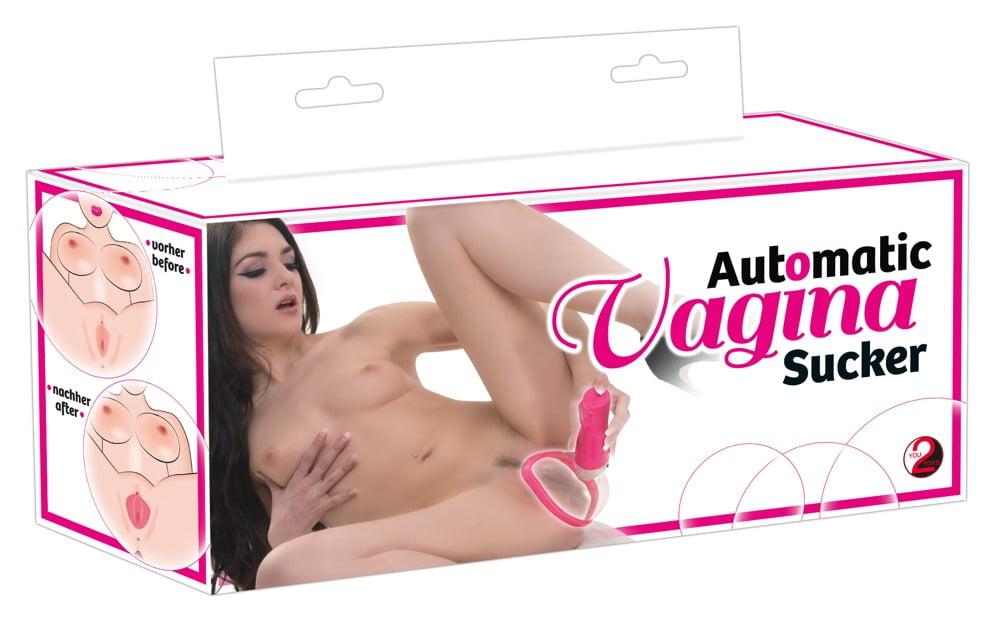 Sugador Vaginal Automático - Vagina Sucker