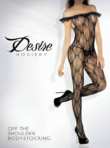 Body Desire Hosiery Vermelho
