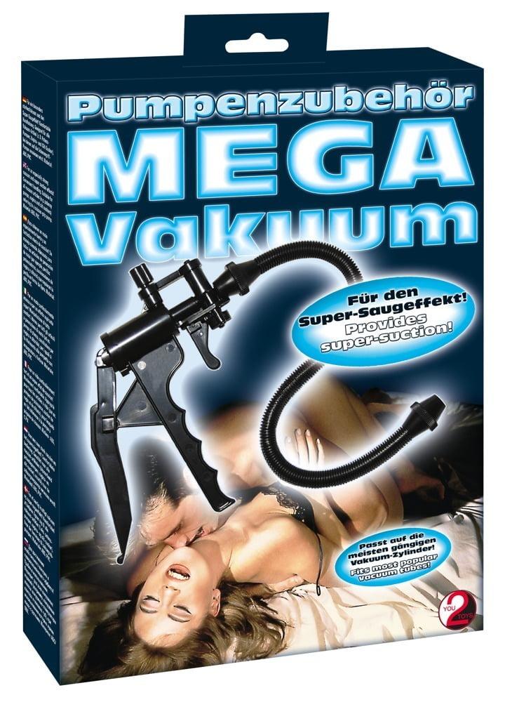 Acessorio Para Bomba de Sucção Vaginal ou Peniana - Mega Vaccum