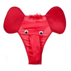 Cueca Elefante Vermelho