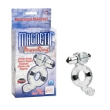 Anel Peniano Magnetic Power Ring Pleasure White
